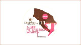 Tigerskin - Peter's secret weapon