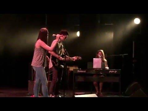 Cover Let me go - Avril Lavigne par le groupe Starship Pandas. Marine 14 ans (voix/clavier) 🎤🎹🎸
