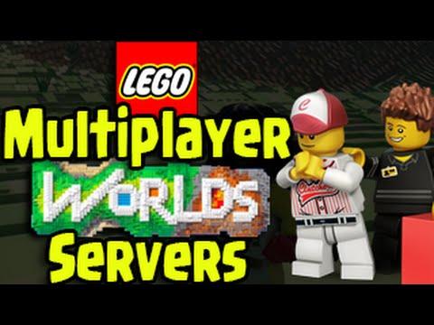 LEGO WORLDS! - Multiplayer ONLINE SERVER Update News! - YouTube