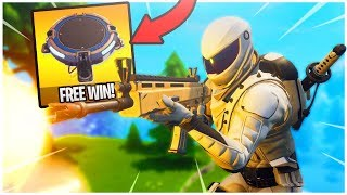 Fortnite's FREE Gunfight-Winner! - PS4 Pro Fortnite Solos!
