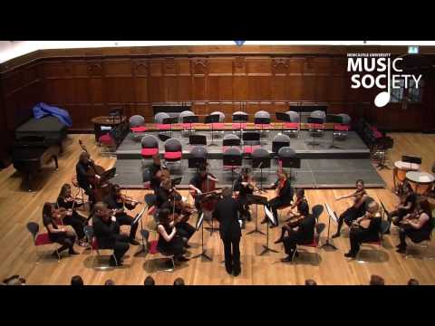 String Ensemble - Music Society Easter Concert
