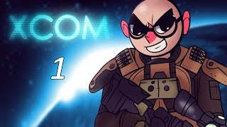XCOM: Enemy Within - Northernlion Plays - Episode 1 [We