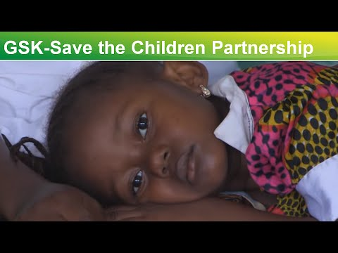 GSK - Save the Children Partnership in the Democratic Republic of Congo