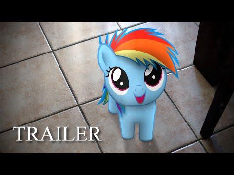 My Little Dashie - The Mini Movie (Trailer)