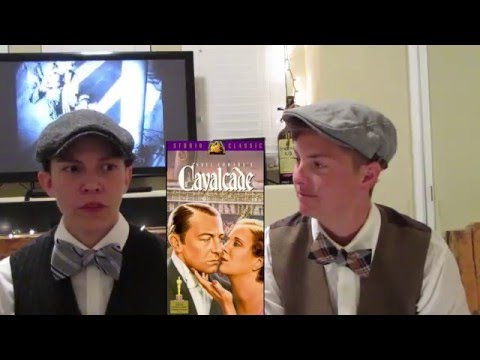 Cavalcade 1933 Film Review and Bow Tie Tutorial