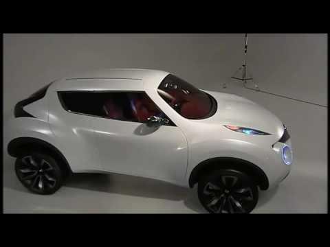 The Nissan Qazana Concept 2009 Youtube