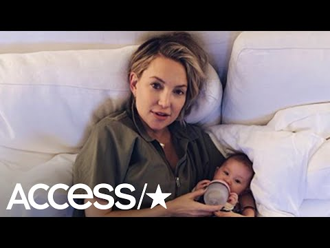Kate Hudson Opens Up About Her 'Genderless' Approach To Parenting   Access