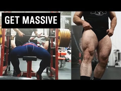 Become Massive With Steve Shaw! - Out Alpha