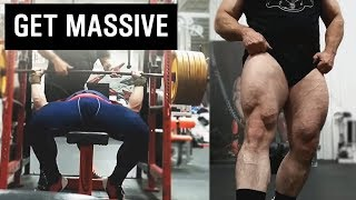 Become MASSIVE with Steve Shaw! thumbnail