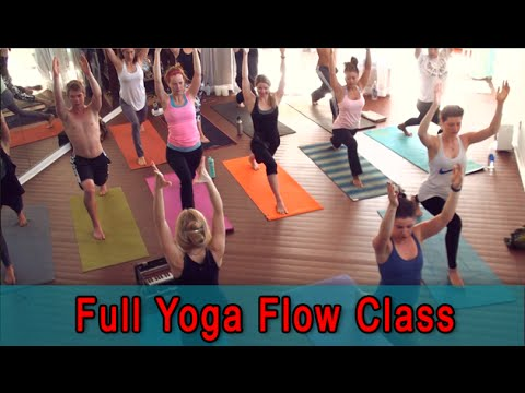 bhakti yoga class with Kumi Yogini (1 hour)