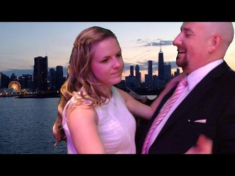 Lake Michigan Odyssey Wedding Cruise Navy Pier