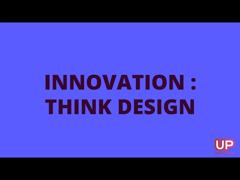 UP Conferences - Innovation : think design
