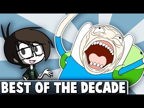 Top 20 BEST Cartoons of the 2010s! | PaleoSteno's Best of the Decade