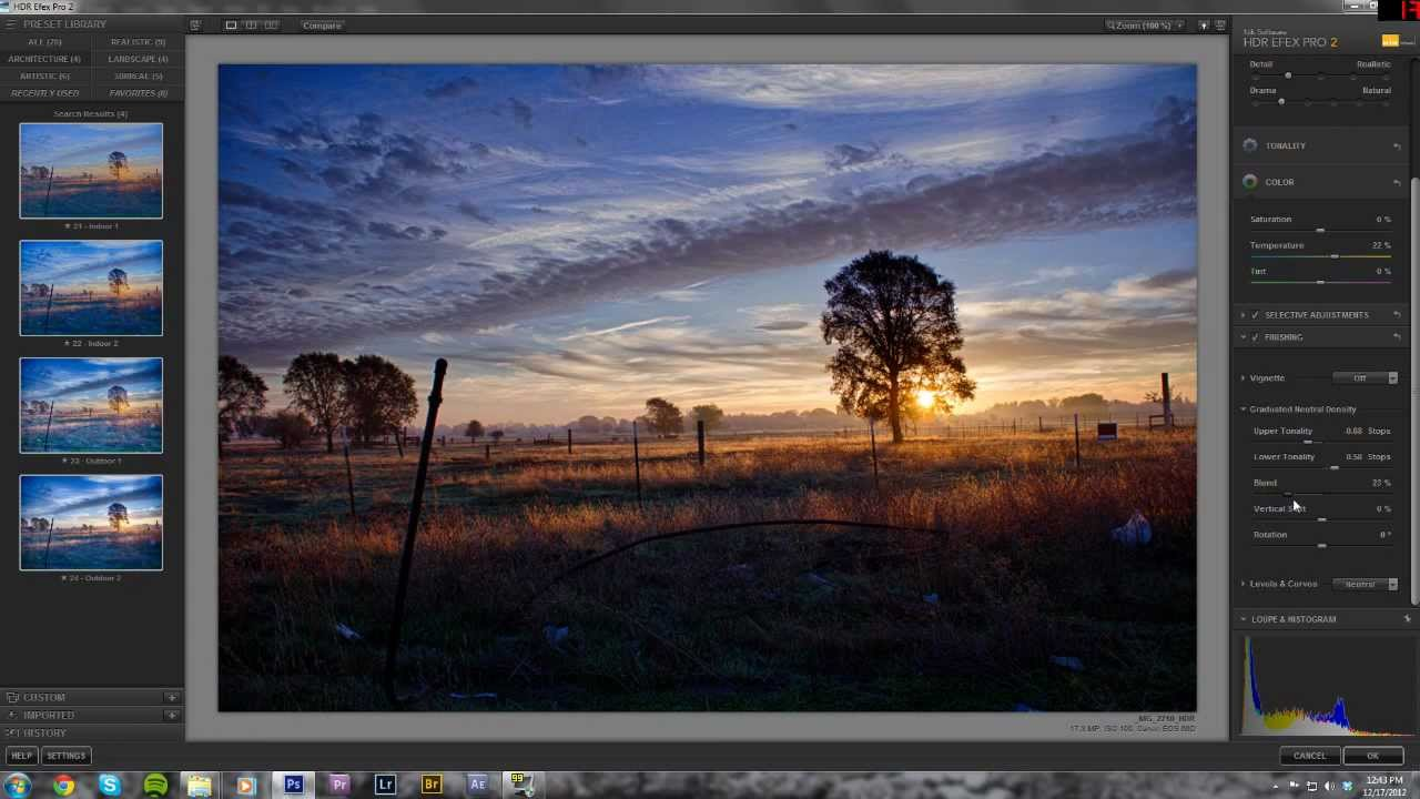 Software foto editing hdr efex pro 30