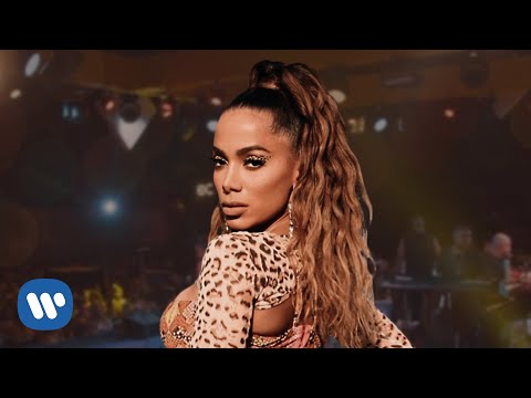 Anitta Feat Psirico - Jogação (Official Music Video)