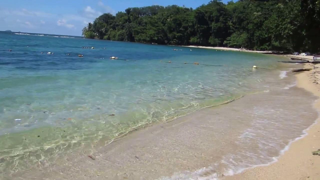 Isla Grande Panama BEACH TOUR