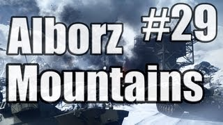"Multiplayer BF3: AK. Выпуск 29 [11.09.12] ""Alborz Mountains"""