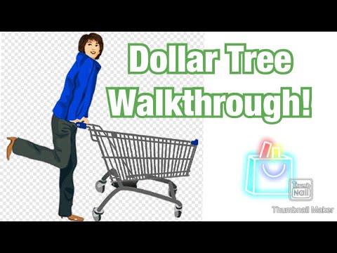 Dollar Tree Walkthrough|| Happy 4th Of July!! 🌟