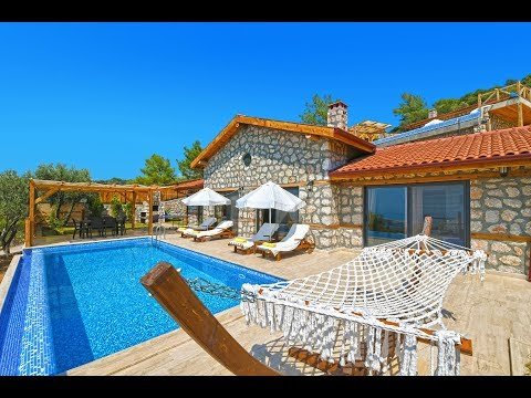 Tatil Villam | Villa Yalı - Kalkan Patara lüks kiralık villa tatili
