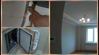 Все наши этапы ремонта новостройки  - Ремонт квартир под ключ своими руками