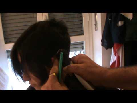 taglio corto short cut buzz nape