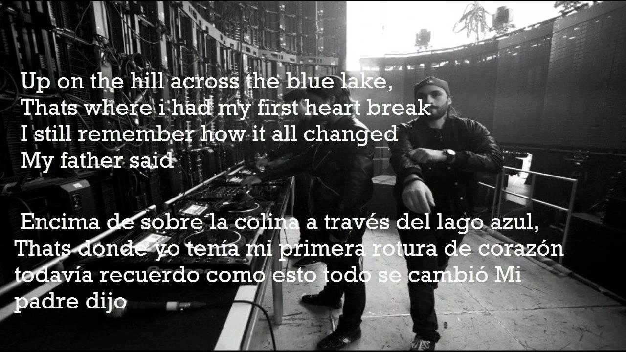 Swedish House Mafia Don T You Worry Child Lyrics Sub Español Youtube