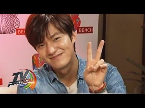 Lee Min Ho Is Back In Manila For 3rd PH Visit