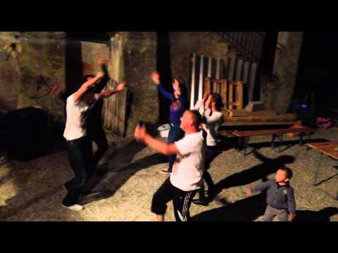 magic system- Feel the magic in the air- danse des fous