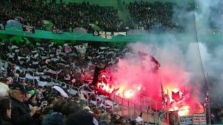 Borussia Mönchengladbach - Eintracht Frankfurt 25.04.2017