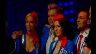 Eurovision MYMU Terry Wogan Cyndi Scooch 2007