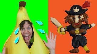 Halloween Funny Walk Song with Matt | Action Song, Children's song | Learn English Kids