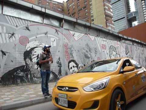 Street Art Tour - Bogota