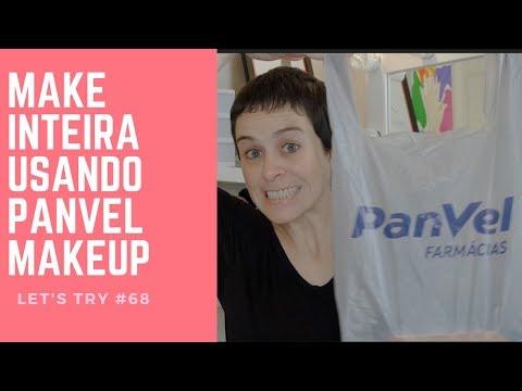 MAKE INTEIRA COM PANVEL - Let's Try #68