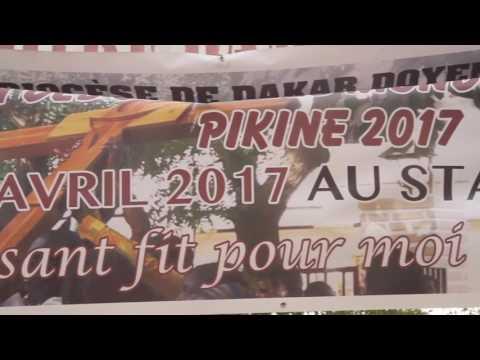 Joie de Croire reçoit Père Armel DUTEIL responsable Communication des JMJ 2017 ) Pikine