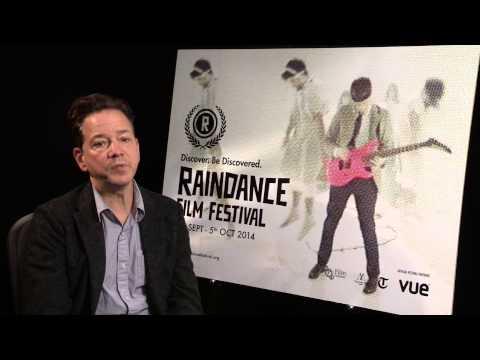 Like Sunday, Like Rain director Frank Whaley  at RDFF 2014
