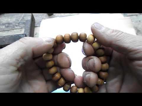 Как сделать деревянные бусины своими руками в домашних условиях