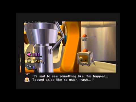 Let's Play Chibi-Robo Part 4: Johnny Depp