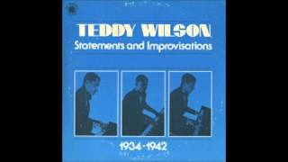 Teddy Wilson - These Foolish Things (Solo)