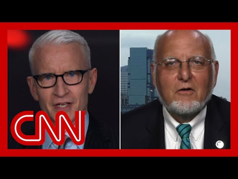 CNN: Anderson Cooper presses CDC director on early Covid-19 testing