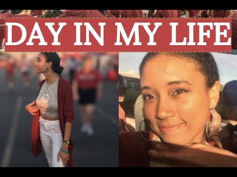 DAY IN MY LIFE (FRIDAY NIGHT LIGHTS) || TEMPLE UNIVERSITY