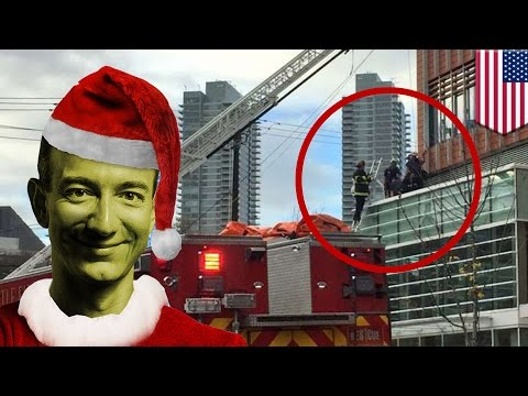 Amazon work culture: Tech giant employee emails Jeff Bezos then jumps from building - TomoNews