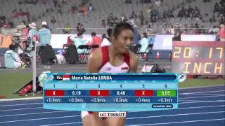 Indonesia Menyumbang Emas Dari Olahraga lompat Jauh ASIAN Games 2014 - IMS