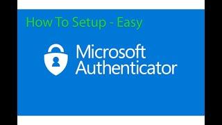 How To Setup Microsoft Authenticator App Microsoft 365 Email screenshot 5