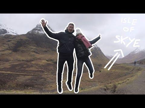 Isle of Skye - 4ème plus belle île du MONDE!
