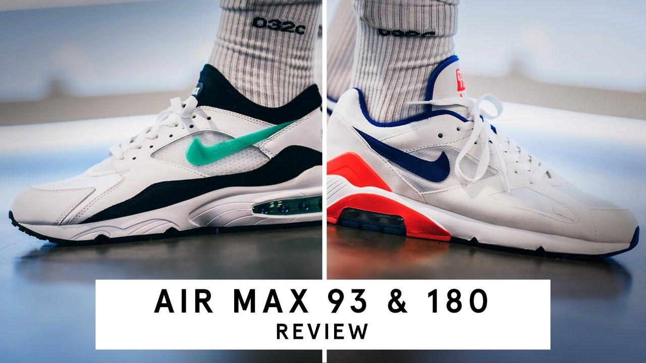 beec71f9e2e2 Nike Air Max 180   93