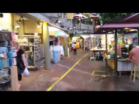 International Market Place Honolulu Waikiki Hawaii Shopping Center