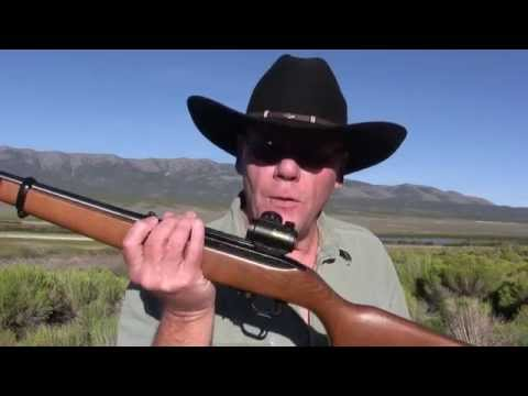 50 Years - Speed Shooting the Ruger 10-22 & Red Dot Sight - Ass Kickin' Combo