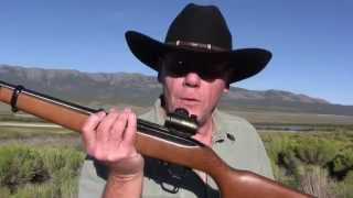 Repeat youtube video 50 Years - Speed Shooting the Ruger 10-22 & Red Dot Sight - Ass Kickin' Combo