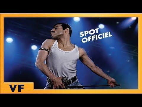 Bohemian Rhapsody | Spot [Officiel] Légende 30'' VF HD | 2018
