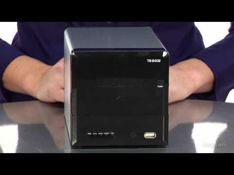 TRENDnet TS-S402 Enclosure Windows 8